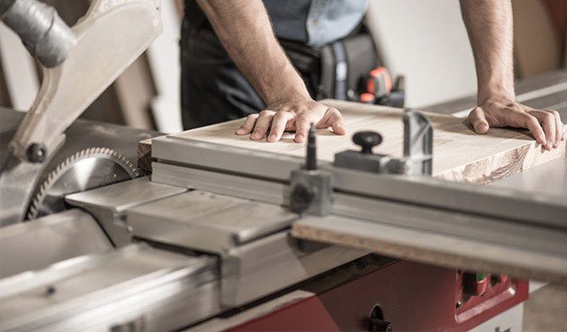 Maschinen Tischlerei Jenewein