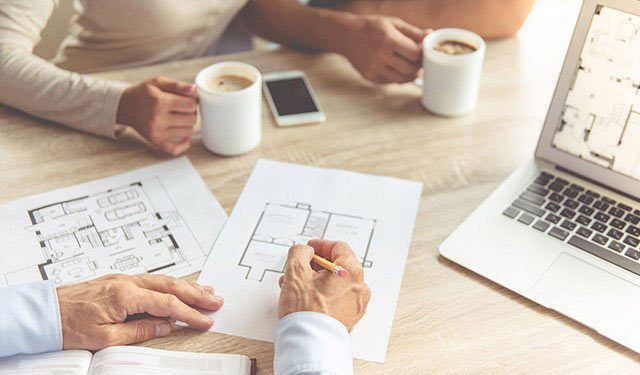 Planung und Beratung vom Tischler