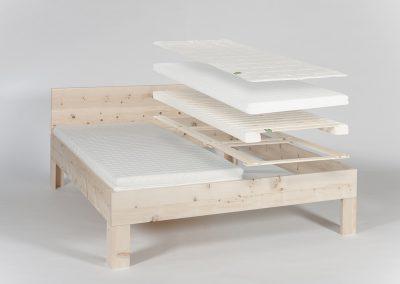 Tirol: Schlafzimmer von der Tischlerei Jenewein