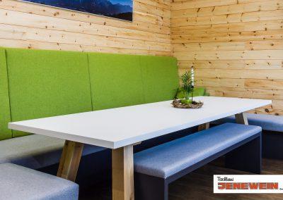 Tischler in Tirol: Referenzen der Tischlerei Jenewein