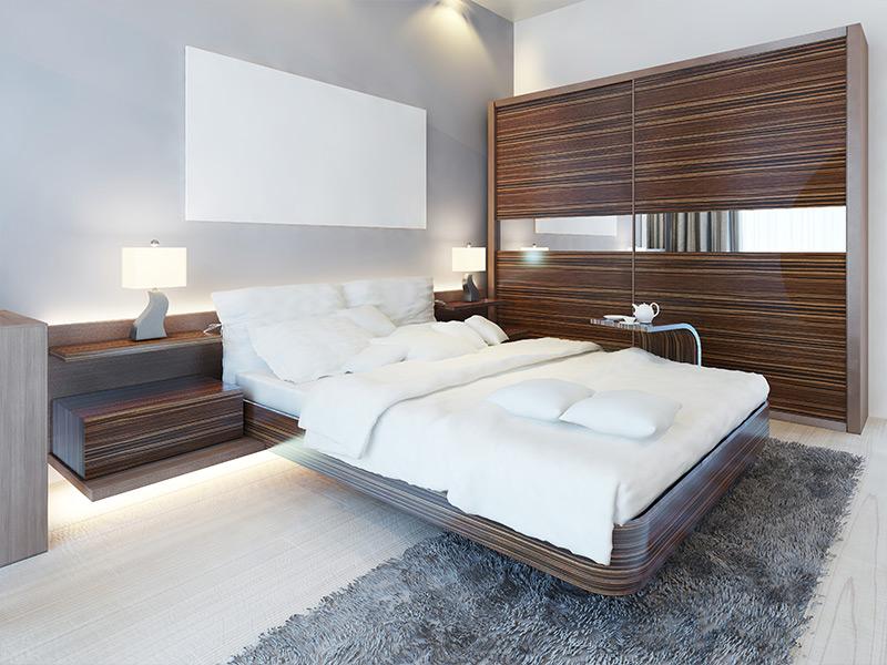 Schlafzimmer vom Tischler | Tischlerei Jenewein