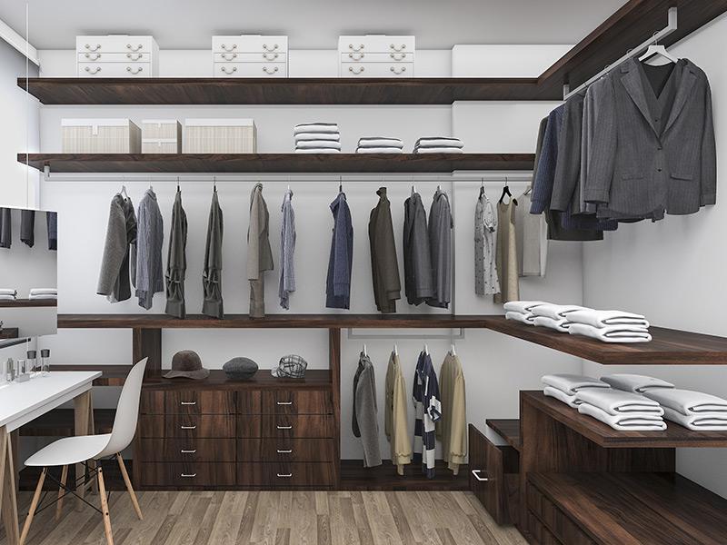 Awesome Begehbarer Kleiderschrank Mit Fenster Ideas ...