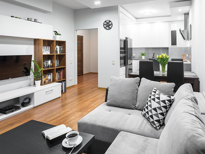 Wohnzimmer Tischlerei Tirol Jenewein