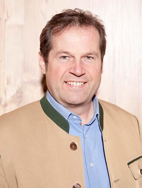 Geschäftsführer Walter Jenewein