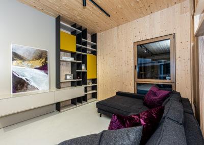 Tischler Ausstattung und Einrichtung Wohnzimmer