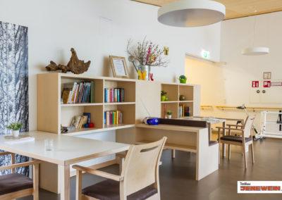 Tischler Ausstattung und Einrichtung Altersheim