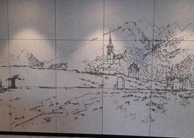 Tischlerei Jenewein Projekt Hypo Schwaz