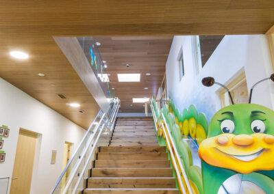 Tischlerei Jenewein Projekt Kindergarten Telfs