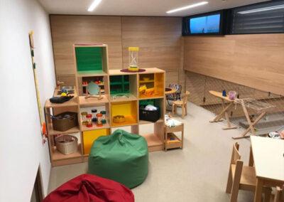 Tischlerei Jenewein im Zillertal: Kindergarten