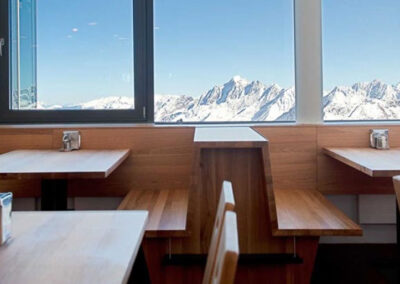 Restaurant Eisgrat, Stubai