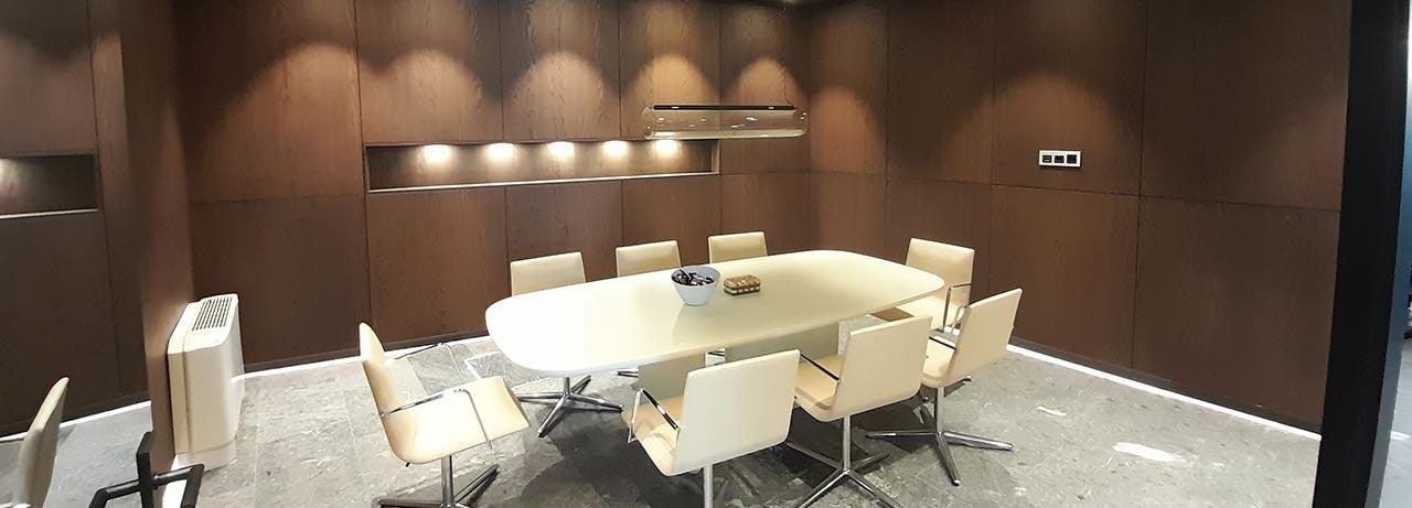 Büromöbel vom Tischler