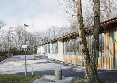 Tischlerei Jenewein in Innsbruck: Vereinsheim Arzl